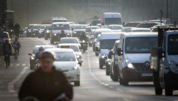 Dieselfahrverbote in Größstädte
